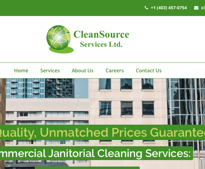 clean source cleaning