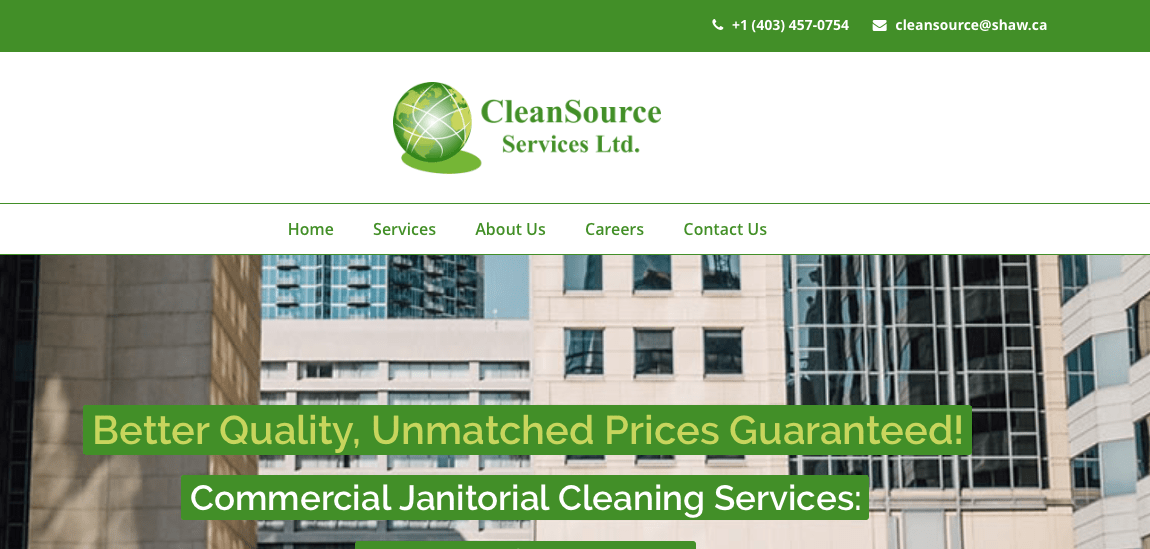 Clean Source Services Ltd.